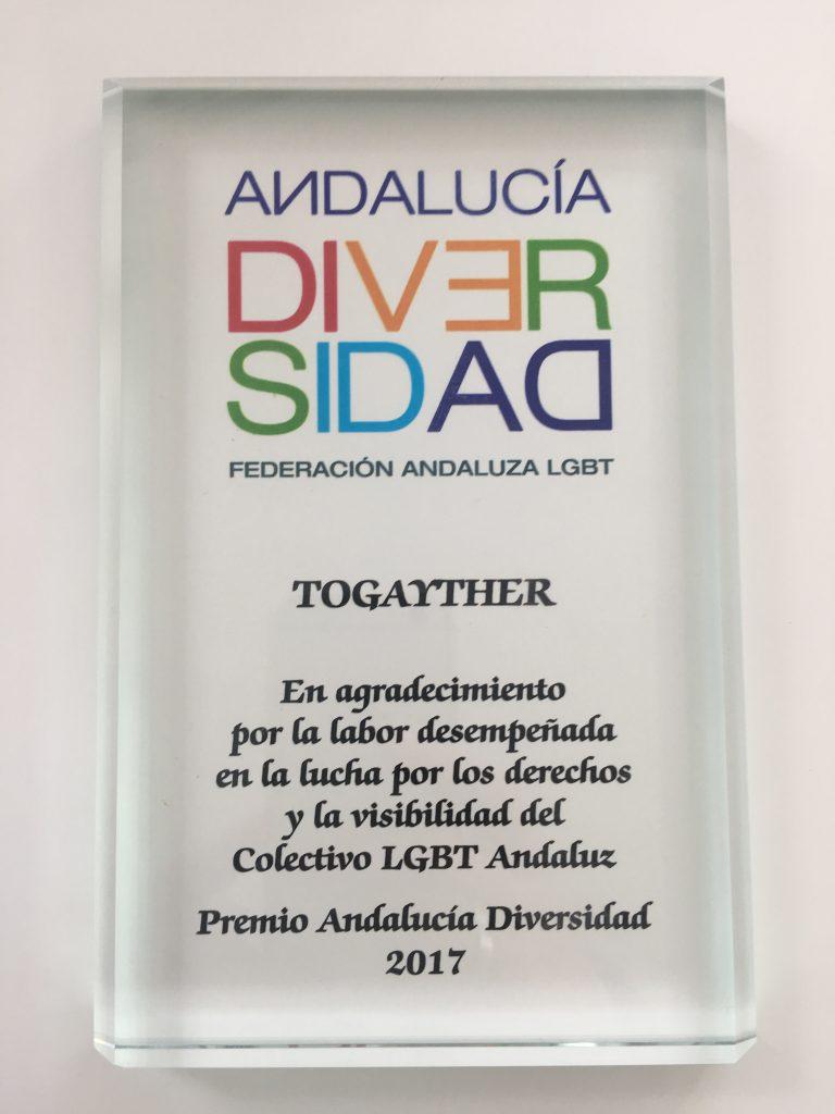 Premio Andalucía Diversidad
