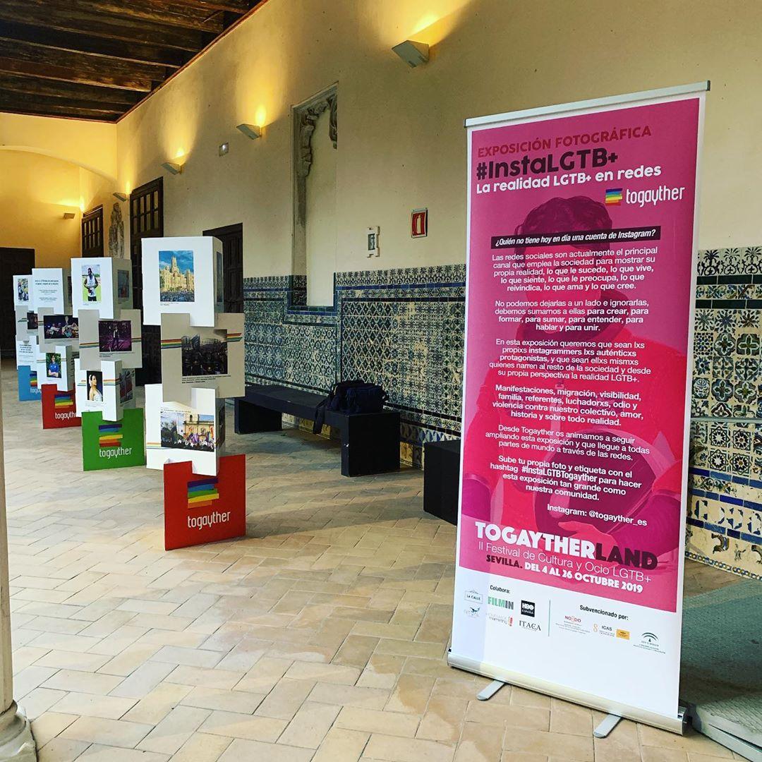 Exposición Togaytherland